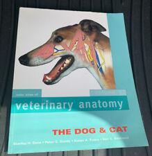 veterinary medicine books/ Anatomy Small Animal