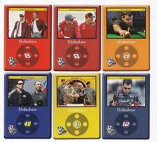 2008 Press Pass SLIDESHOW Complete 36 card set BV$30! Dale Jr., Johnson, Stewart