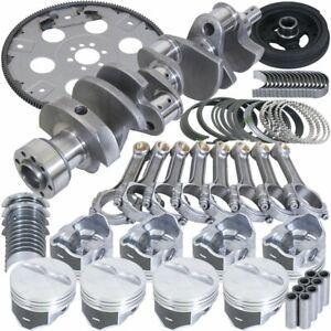 "Eagle Rotating Assembly 383CID Cast Crank Hyper Pistons 3.750""Stroke 4.030""Bore"