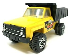 VINTAGE DIE CAST TONKA  - CHEVY TRAX DUMP TRUCK - WITH SUNROOF