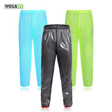 Cycling Rain Pants Waterproof Trousers Outdoor Sports Rainproof Pro Clothing