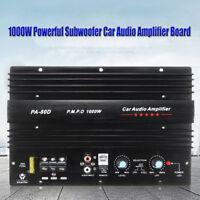 1000W Mono Car Truck Amplifier Amp Audio Power Bass Speaker Subwoofers Stereo