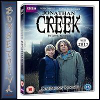 JONATHAN CREEK - DAEMONS' ROOST - 2016 CHRISTMAS SPECIAL   *** BRAND NEW DVD***