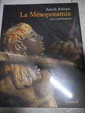 ZAINAB BAHRANI-MESOPOTAMIA. ARTE E ARCHITETTURA -EINAUDI