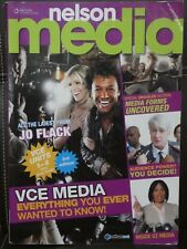 Nelson Media VCE Units 1-4 by Jo Flack (Mixed media product, 2012) kb1