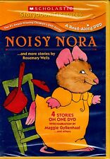 NEW DVD // SCHOLASTIC CHILDREN // NOISY NORA // 86 min