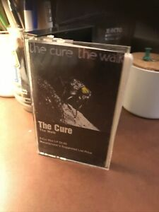 The Cure The Walk Cassette 1983 rare OUT OF PRINT