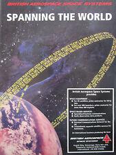10/1990 PUB BRITISH AEROSPACE SPACE SYSTEMS ESPACE / AEROSPATIALE ESA HERMES AD