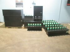 """""""Trade Fixtures"""" Lot Of Commercial Cabinets/Fixtures For Gravity Bins 618/624"""