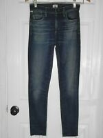 Citizens of Humanity Premium Vintage Rocket High Rise Skinny in Harvest Moon 25