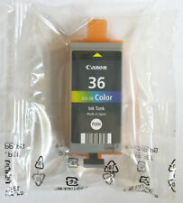 Canon CLI-36 Genuine Colour Cartridge. New & Sealed.