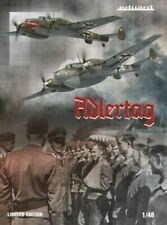 Eduard 11145 Bf110c/d Adlertag In 1 48 Limited