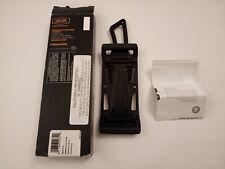Gerber Ghoststrike Fixed Blade & Sheath Black rubberized handle NIOB. EDC KNIFE