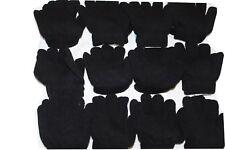 12 pairs childrens magic gloves-Black