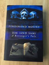 Jem (and Sam) A Revenger's Tale - Ferdinand Mount - First Edition 1998 - Book