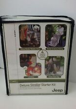 Jeep Stroller Starter Kit - 4 Essential on the go STROLLER accessories