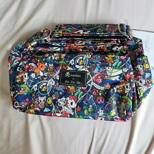 Jujube Tokidoki Sea Punk Ocean Hobobe Mommy Purse Diaper Bag Toki