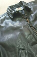 MENS LEVI LEATHER JACKET  LARGE