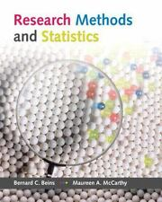 Research Methods and Statistics by Beins, Bernard C., McCarthy, Maureen A.