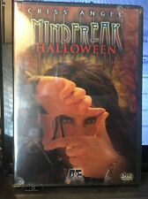 Chris Angel Mind freak Halloween DVD **NEW