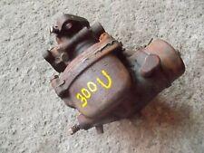 International 300 350 U Ih Tractor Working Marvel Schebler Carburetor Assembly