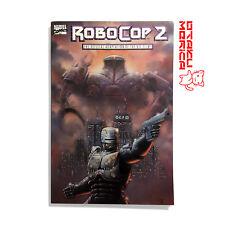 Robocop 2 - by Alan Grant & Mark Bagley - Graphic Novel