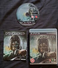 Vanquish & Dishonored ps3 fantastic condition