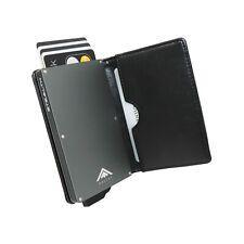 STEALTH Wallet | Minimalist Aluminium RFID Blocking Pop-Up Credit Card Wallet