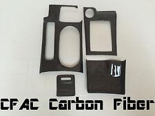 CFAC Carbon Fiber Hybrid Center Console Trim Overlayyy FOR 05-10 Scion tC