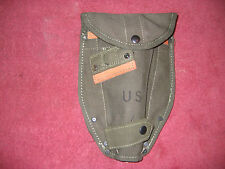 ORIG. EARLY  VIETNAM ERA (62)  M-56 INTRENCHING TOOL COVER ( UNISSUED)
