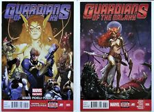 Guardians of the Galaxy 5-6 (2013) - 2nd-3rd app ANGELA in Marvel Comics, -NM/NM
