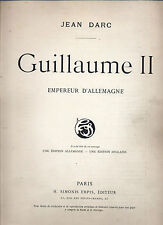 Guillaume II par Jean Darc Simonis empis belles illustrations