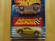 Hot Wheels Advanced Auto Parts Corvette & Muscle Tone 2 Pack Limited Edition