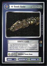 STAR TREK CCG THE BORG RARE CARD VENATIC HUNTER