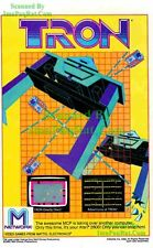 Vintage ☆ Original Print Ad! ☆ TRON: Video Game Deadly Discs ☆ 1982 Mattel ATARI
