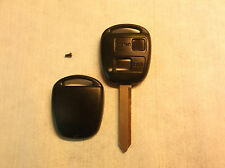 For Toyota blank key 2 button .  Corolla, Yaris.