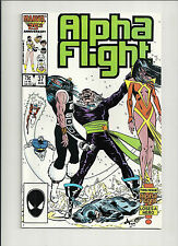 Alpha Flight #37 NM High Grade!