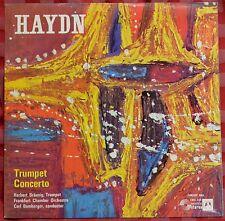 "Haydn – Trumpet Concerto in E flat major 7"" 33rpm LP – SMS 519 – Ex"