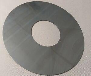Feuerplatte Grillplatte Plancha für 57er Kugelgrill Ø545 / 200mm x3mm Stahl S235