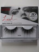 KISS LASH COUTURE TRIPLE PUSH-UP COLLECTION  Teddy KLCP07