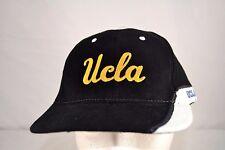 UCLA Bruins  Black/White Baseball Cap Snapback