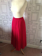 100% Wool 1970s Vintage Skirts for Women