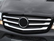 Mercedes W906 Sprinter 2013-2018 Chrome Grille de Calandre 5 pcs INOXYDABLE