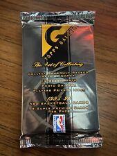 1995-96 Topps Gallery Basketball Unopened Pack Michael Jordan Kevin Garnett