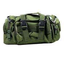 Duffel Bag Backpack Rucksacks Sport Molle Camping Travel Bag Military Army Green