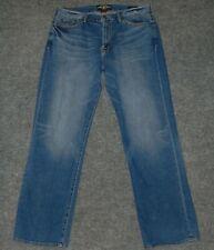 LUCKY BRAND 361 VINTAGE STRAIGHT JEAN Distressed Stretch Denim 36 x 32 jeans