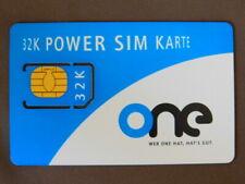 GSM / SIM Chip Card MINT Ongebruikt Oostenrijk - ONE
