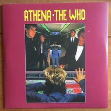 """The Who - Athena  7"""" Vinyl"""