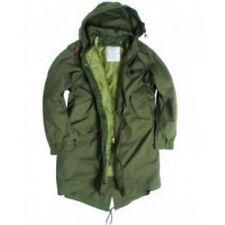 US GI SHELL KAPUZENPARKA Parka M51 Army Fieldparka MOD Feldparka Fishtail Medium
