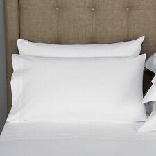 Frette Single Ajour Pillowcase Set (King - White)